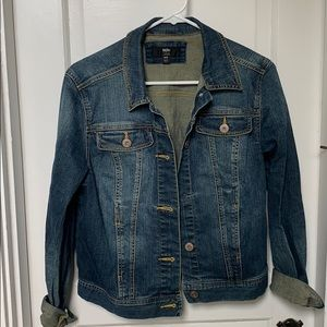 Mossimo Jean Jacket Medium